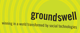 Groundswell: New Tools in a New World