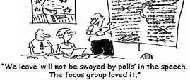 Focus group moderating styles