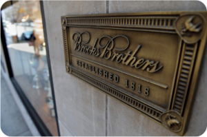 Brooks Brothers Brand Stretch