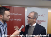 Dr. Aaron Reid Discusses Mobile Consumer Behavior Research at MRMW