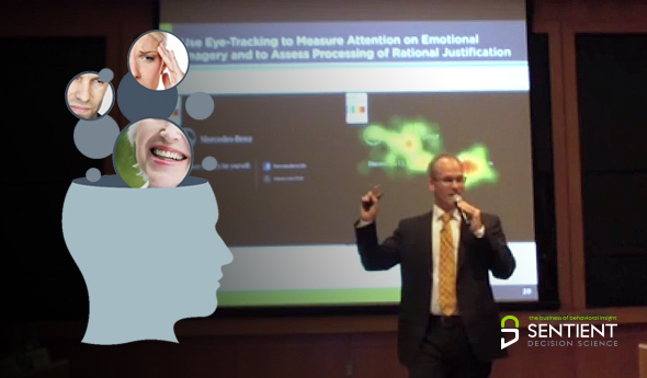 Eye Tracking Studies to Measure Emotion & Attention in Ads