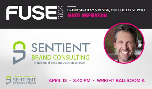FUSE 2015 Sentient Brand Consulting