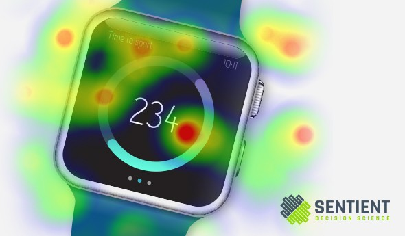 Ad Testing & Eye Tracking Smartwatch