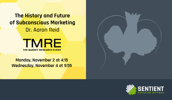 History and Future of Subconscious Marketing TMRE 15