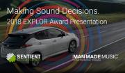 CRC 2018 EXPLOR Award