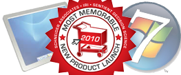 Most memorable products: 2010
