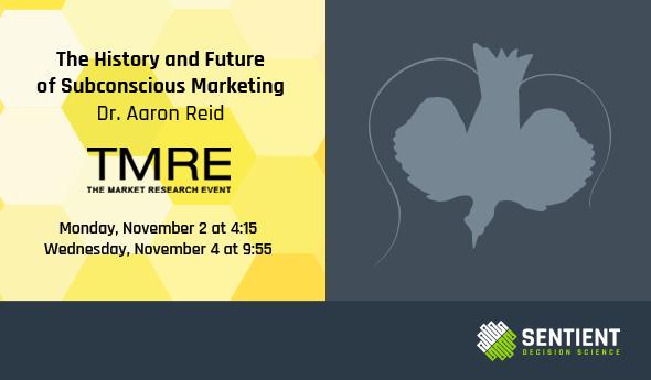 History and Future of Subconscious Marketing TMRE 15