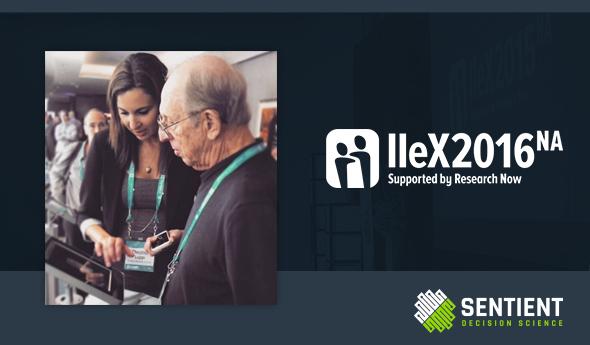Human Connection at IIeX 2016 NA