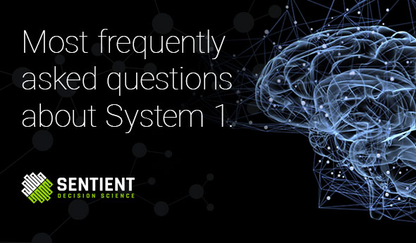 FAQ about System 1