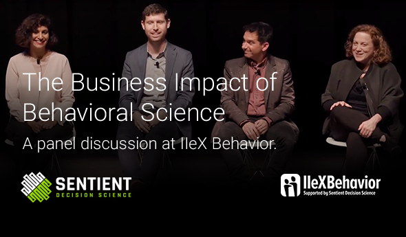 Behavioral Science Panel at IIeX