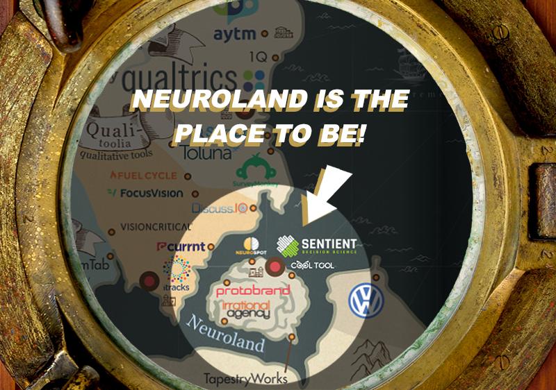 Sentient located on beautiful Neuroland!