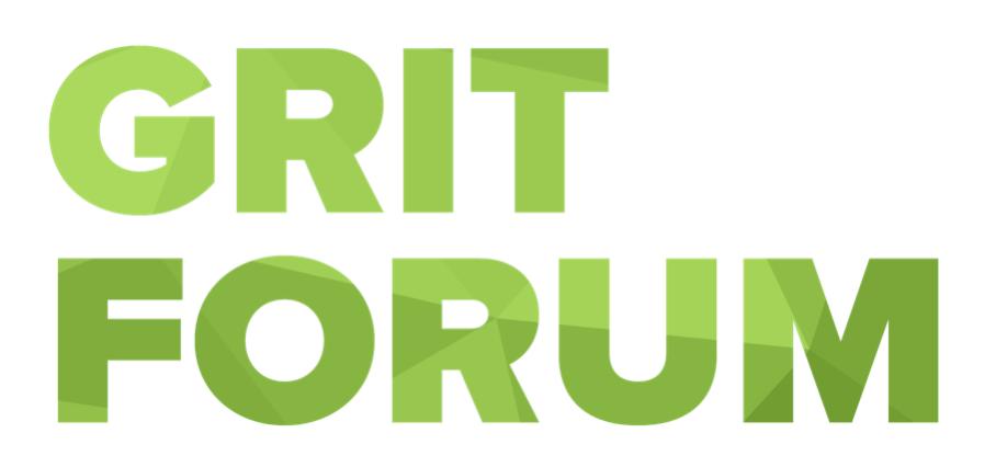 GRIT FORUM