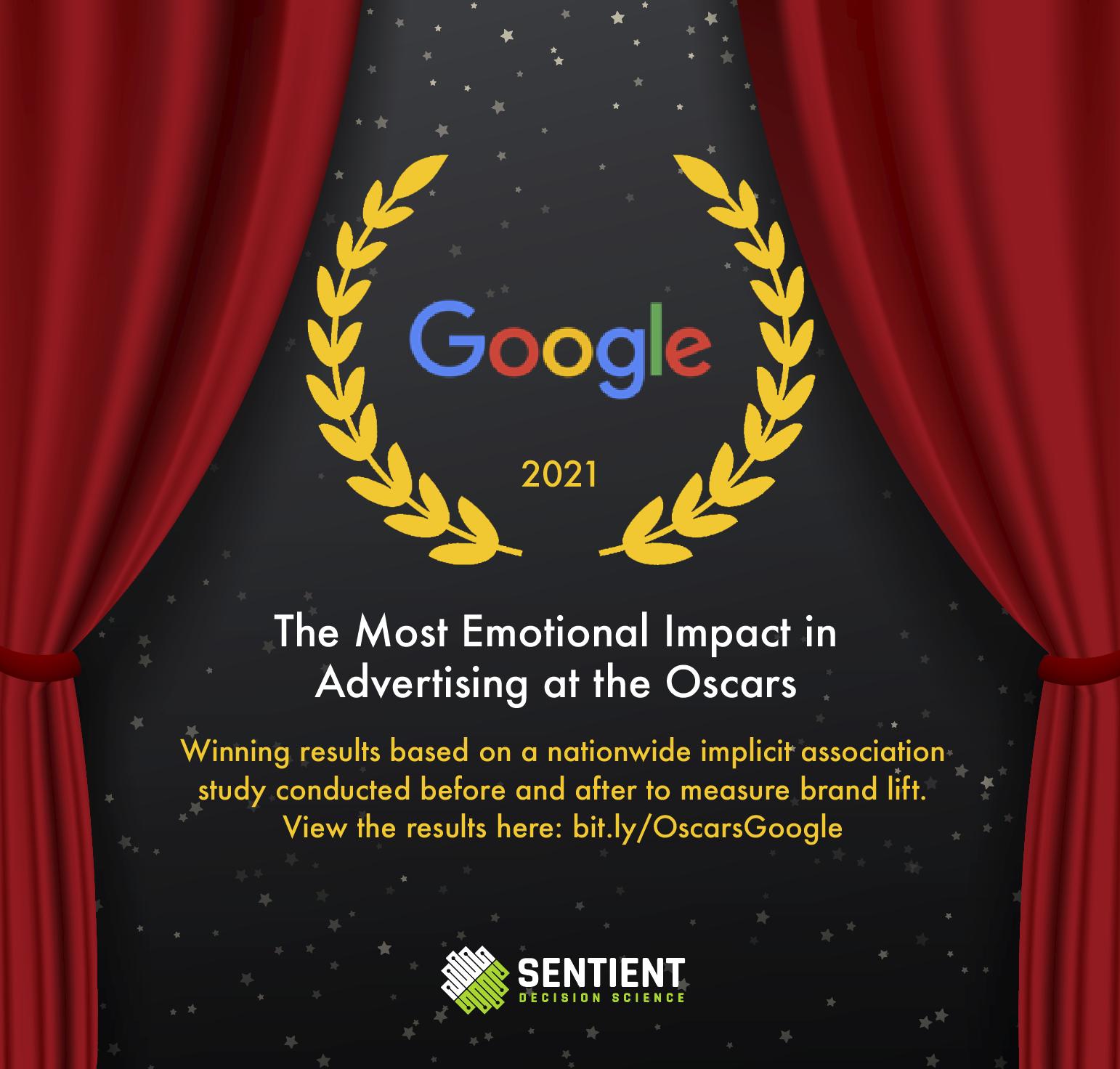 Google Awarded